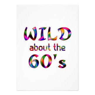 Selvagem sobre os anos 60