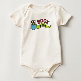 Sem-fim de livro body para bebê
