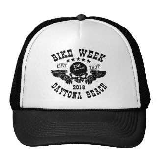 Semana 2016 da bicicleta de Daytona Beach Boné