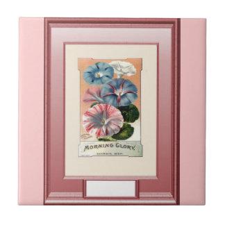 Sementes do passado Rosa dos Marshmallows Azulejo