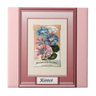 Sementes do passado; Rosa dos Marshmallows Azulejos De Cerâmica