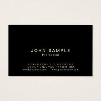 Semi brilho criativo elegante moderno profissional cartão de visitas