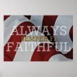 Sempre fiel - poster de Semper Fi