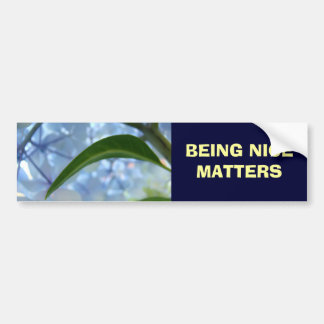 SENDO floral azul dos autocolantes no vidro Adesivo Para Carro