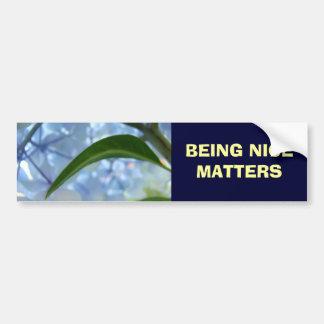 SENDO floral azul dos autocolantes no vidro trasei Adesivo Para Carro