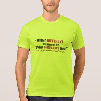 """""""Sendo T americano do roupa"""" dos homens diferentes Tshirt"""