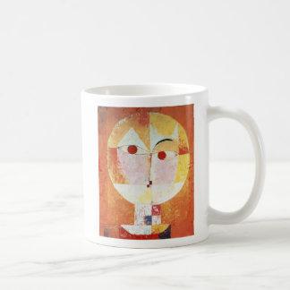 """"""" Senecio """" , Paul Klee Caneca De Café"""