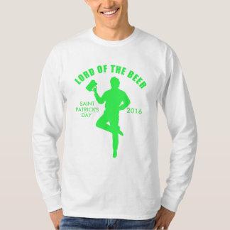 Senhor doce da cerveja camiseta