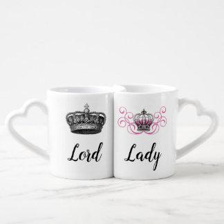 Senhor e senhora Caneca