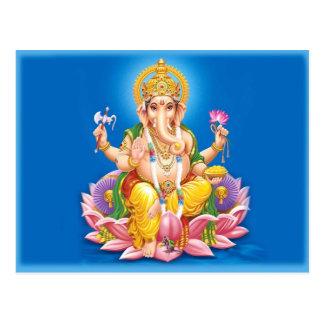 Senhor Ganesha Cartão