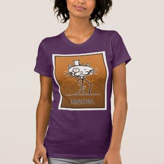 Senhor Gato Meow Tshirts