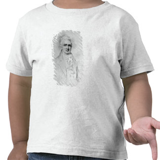 Senhor John Thomas Stanley Baronete Camiseta