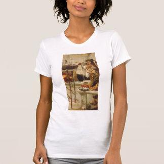 Senhor Lawrence - preparação de Tadema- no coliseu T-shirts