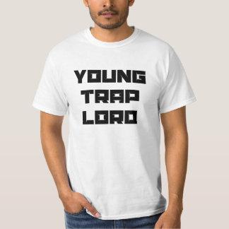 Senhor T-shirt da armadilha dos jovens
