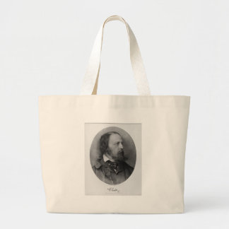 Senhor Tennyson Retrato 1905 de Alfred Bolsa Para Compras