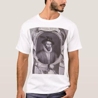 Senhor Walter Raleigh Camiseta