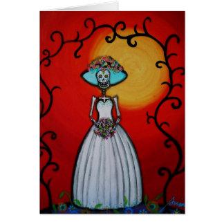Senhora Catrina Cartão