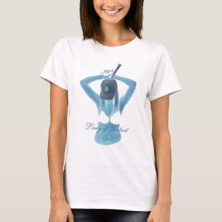 Senhora de Detroit Camiseta