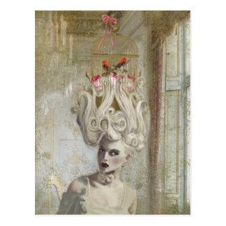 Senhora do perdão, cartão postal