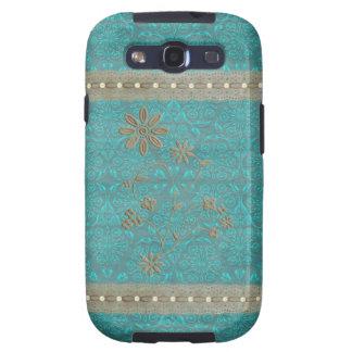 Senhora Laço & galáxia de Samsung do impressão do Capinha Samsung Galaxy S3