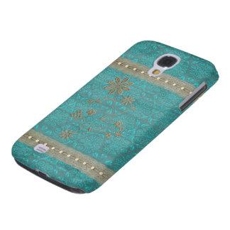 Senhora Laço & toque vívido do impressão HTC do Capas Samsung Galaxy S4