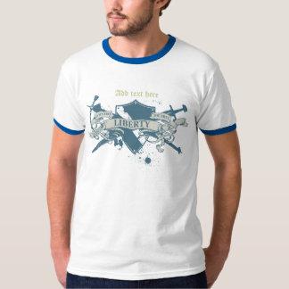 Senhora Libertas Gráfico T-shirt Camiseta