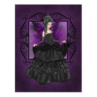 Senhora Meia-noite Cartão