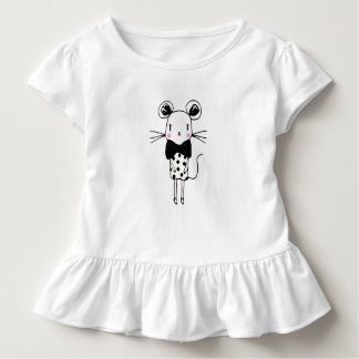 Senhora Rato Camiseta Infantil