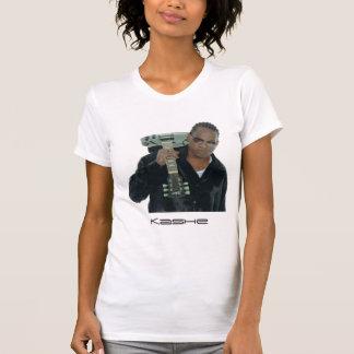 Senhora Rockstar de Kashe Camiseta