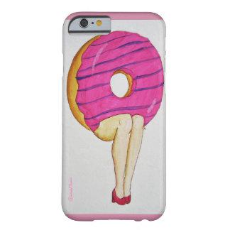 Senhora Rosquinha Capa Barely There Para iPhone 6