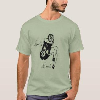 Senhora Sorte Camiseta