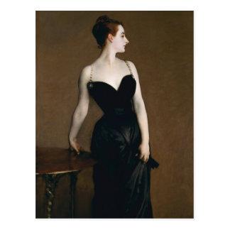 Senhora X Cartão de John Singer Sargent