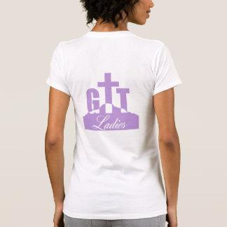 Senhoras de GTT Tshirt