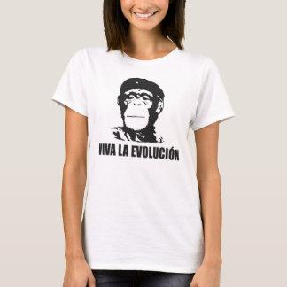 senhoras do T da evolução Camiseta