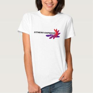Senhoras expressas T da malhação Camiseta
