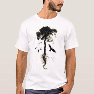 Senhoras que assassinam a camisa dos corvos