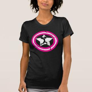 Senhoras - t-shirt da estrela da malhação do