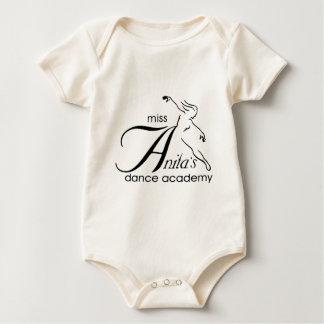 Senhorita Anita Macacãozinho Para Bebê