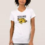 Senhorita pequena Luz do sol Clássico 2 T-shirts