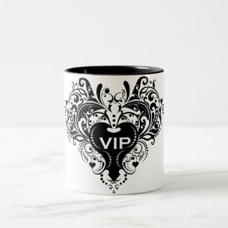 Senhorita Véspera - caneca do VIP