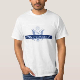 SENN para o CONGRESSO Camiseta