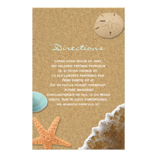 Sentidos da areia e da praia dos escudos flyer 13.97 x 21.59cm