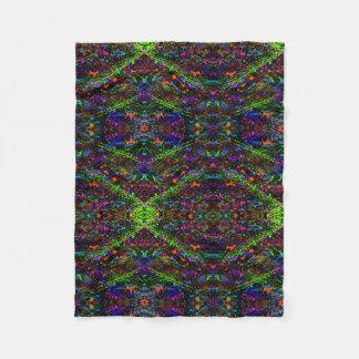 Separação do Splatter Cobertor De Lã