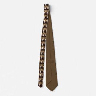Sepia adorável do bebê da menina do terno da gravata