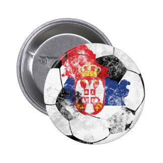 Serbia afligiu o futebol