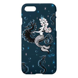 Sereia de Pearla em capas de iphone do cavalo