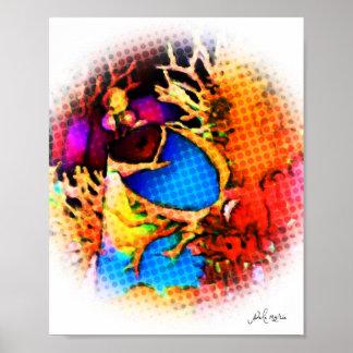 Série moderna do recife mim poster 8x10