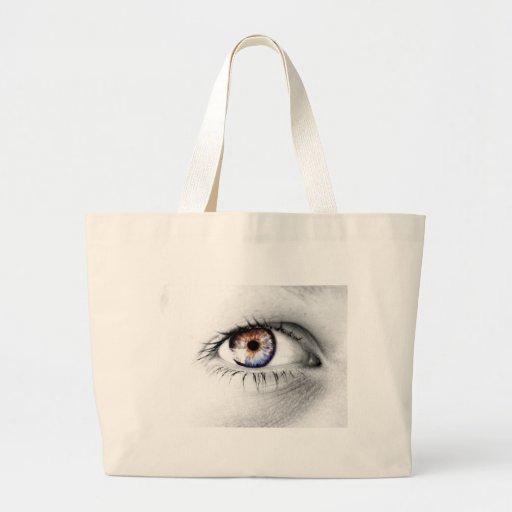 Serie Olho Branco Bolsa