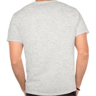 Seringas não exigidas t-shirts