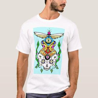 serpentskull camiseta